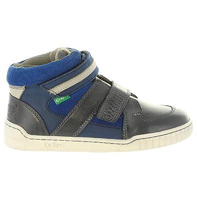 obtenir de nouveaux site web pour réduction meilleur endroit Kickers Chaussures de Sport pour Garçon 654990-30 WAZAP 10 ...