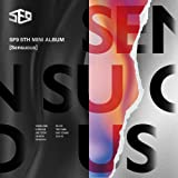 SF9 - Sensuous [Hidden Emotion+Exploded Emotion ver. SET] (5th Mini Album) 2CD+Booklet+Photocards+3Folded Posters [韓国盤]