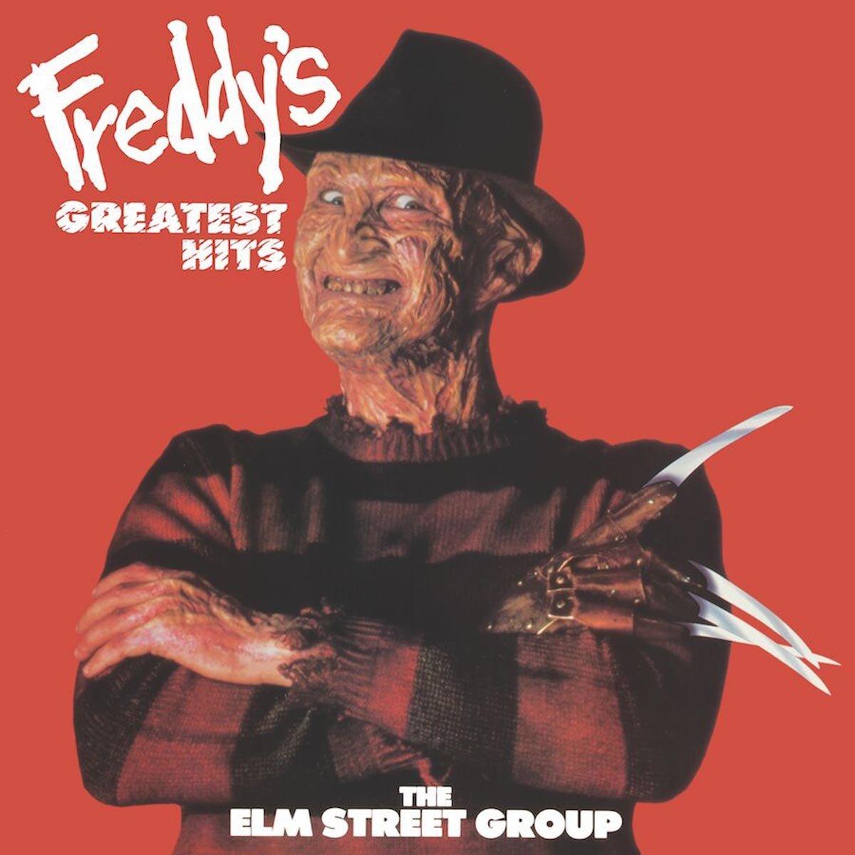 Vinilo : ELM STREET GROUP (FT ROBERT ENGLUND) - Freddy's Greatest Hits (LP Vinyl)