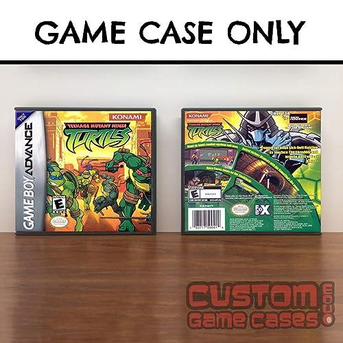 Amazon.com: Gameboy Advance Teenage Mutant Ninja Turtles ...