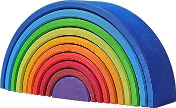 Grimm's Sunset Rainbow, 10 piece