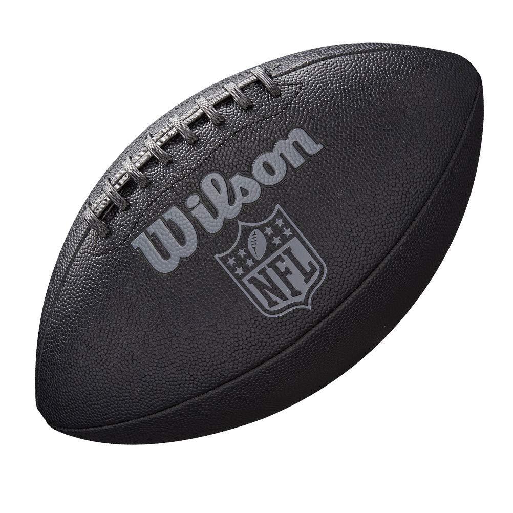 WILSON Ballon de Football américain Noir de Jais NFL