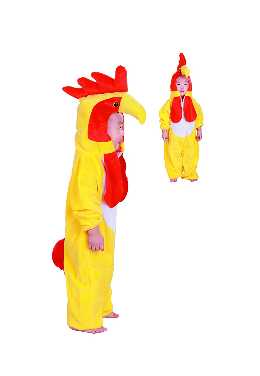 One Color Happy Cube 710228904454 RoarSoar Pretend Play Chanti Cleer Costume Age 4 to 6 Medium
