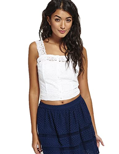 Superdry Top Lacy