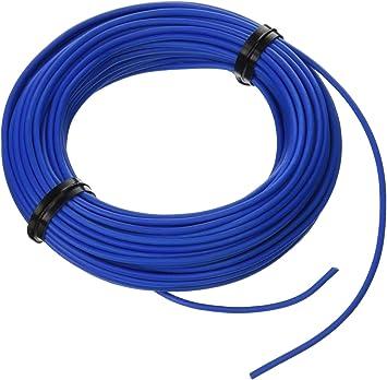 MÄRKLIN HO 7101 Kabel blau 10 meter Cable BLUE 10 meter Marklin