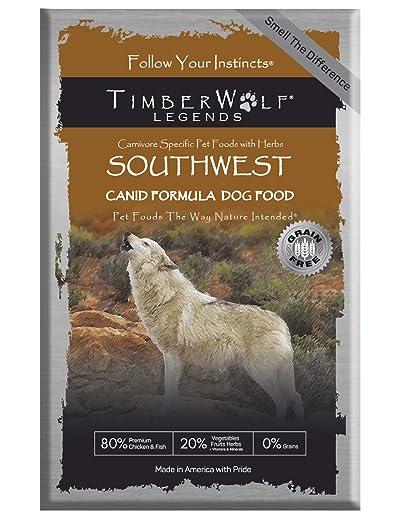 Timberwolf Southwest Legends