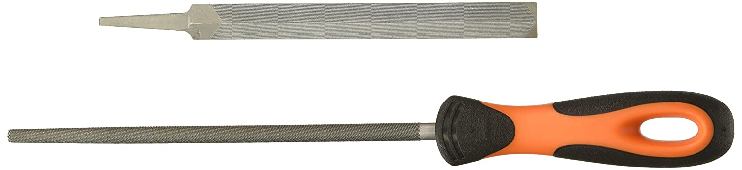 Bahco 1-230-08-2-2 Round Second Cut File 8in