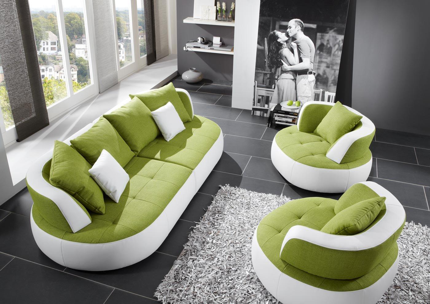 New Look Trendmanufaktur Megasofa Loungesofa Bigsofa Sofa Couch Ultrasofa BALI A