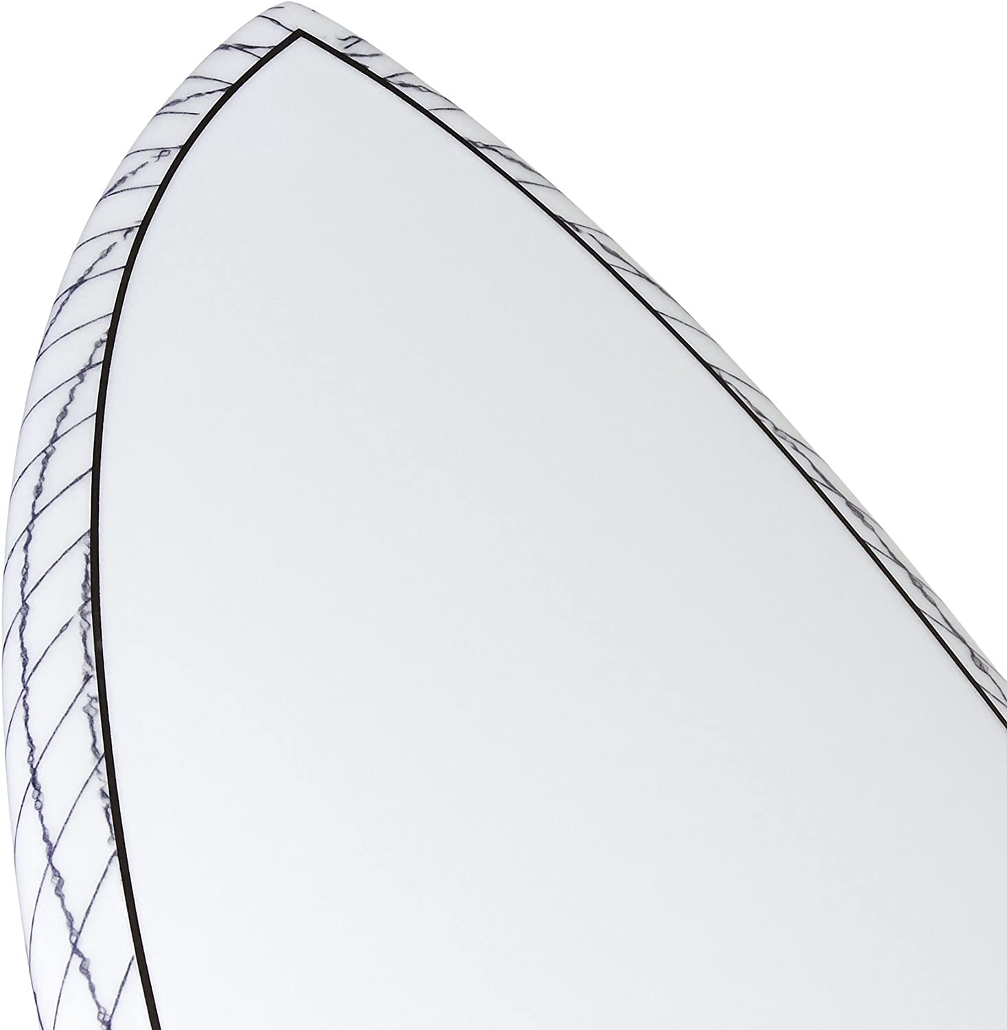 7S Super Fish 3 Carbon Vector Surfboard 7S Surfboards White