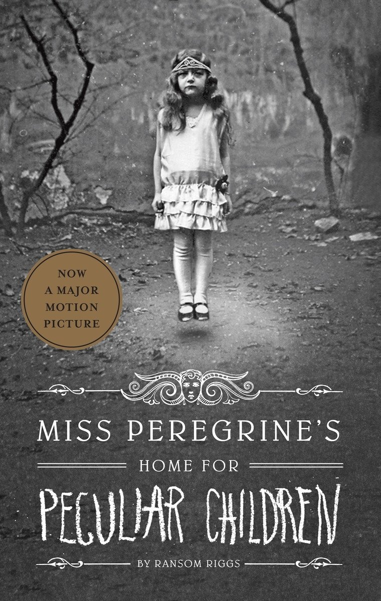 Amazon.com: Miss Peregrine's Home for Peculiar Children (Miss Peregrine's  Peculiar Children) (9781594746031): Riggs, Ransom: Books