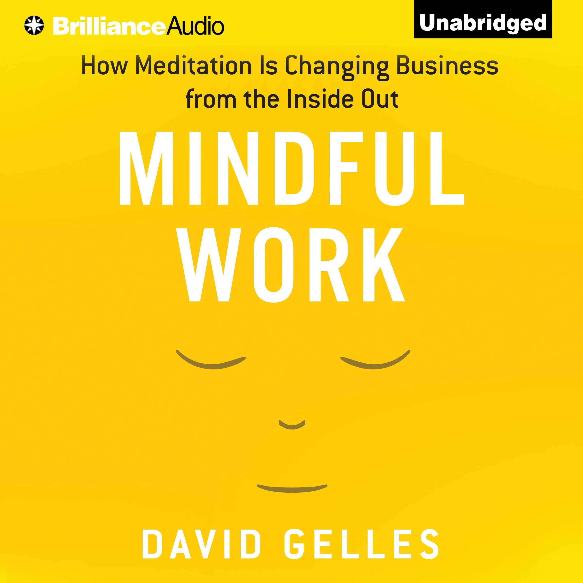 Mindful Work: How Meditation Is Changing Business From the Inside Out by Brilliance Audio (Image #1)