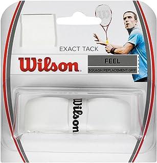 Wilson Exact Tack Squash Replacement Grip Couleur Lot de 1Unit