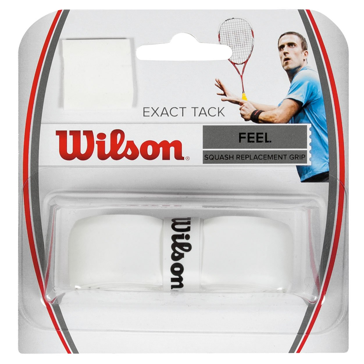 Wilson Exact Tack Squash Replacement Grip Stück 1Unit