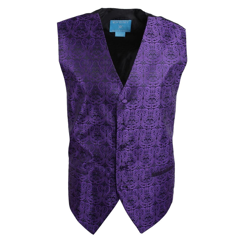 Patterned Waistcoat Microfiber Designer Vests