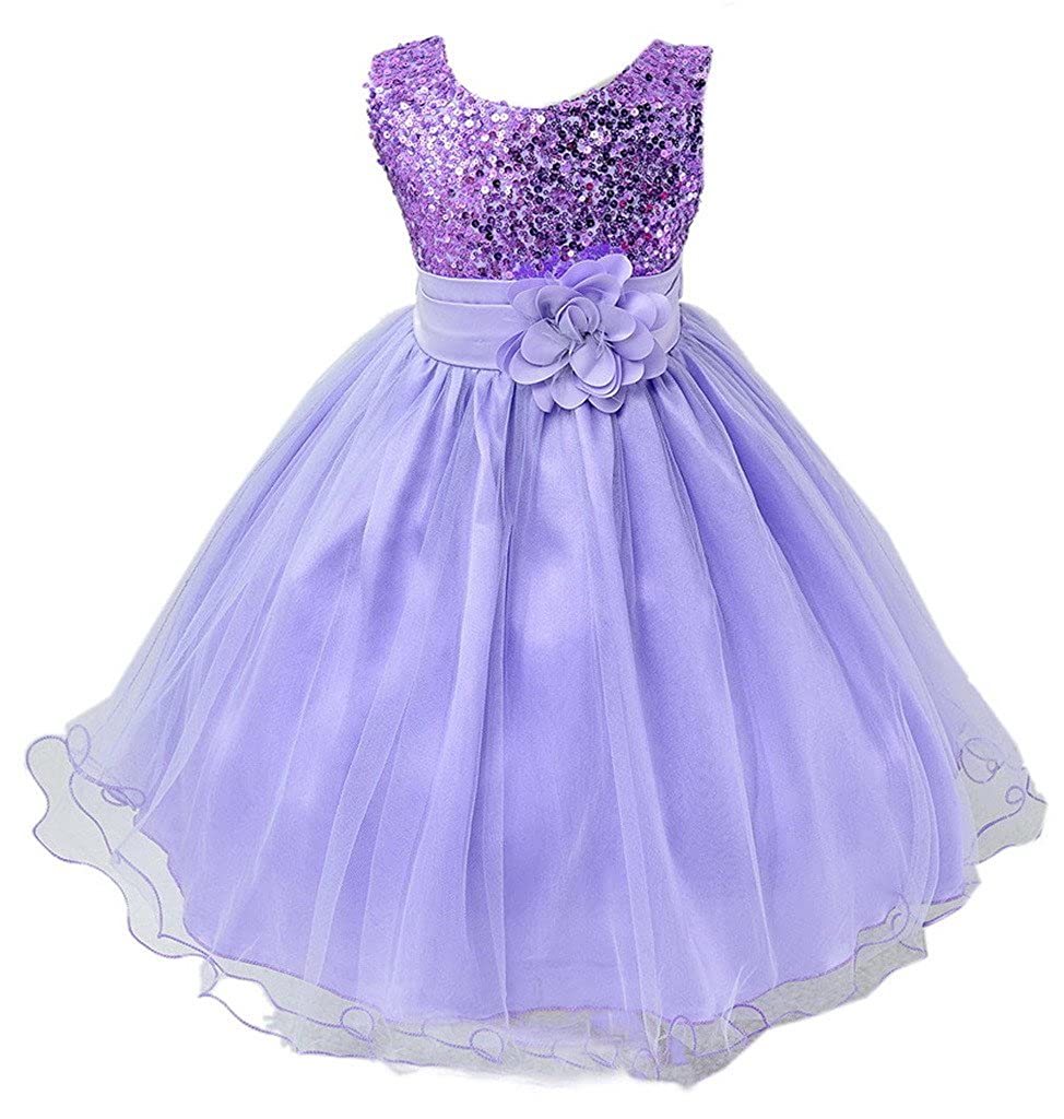 La Vogue Girls Sequins Princess Formal Short Prom Dress: Amazon.co.uk: Clothing