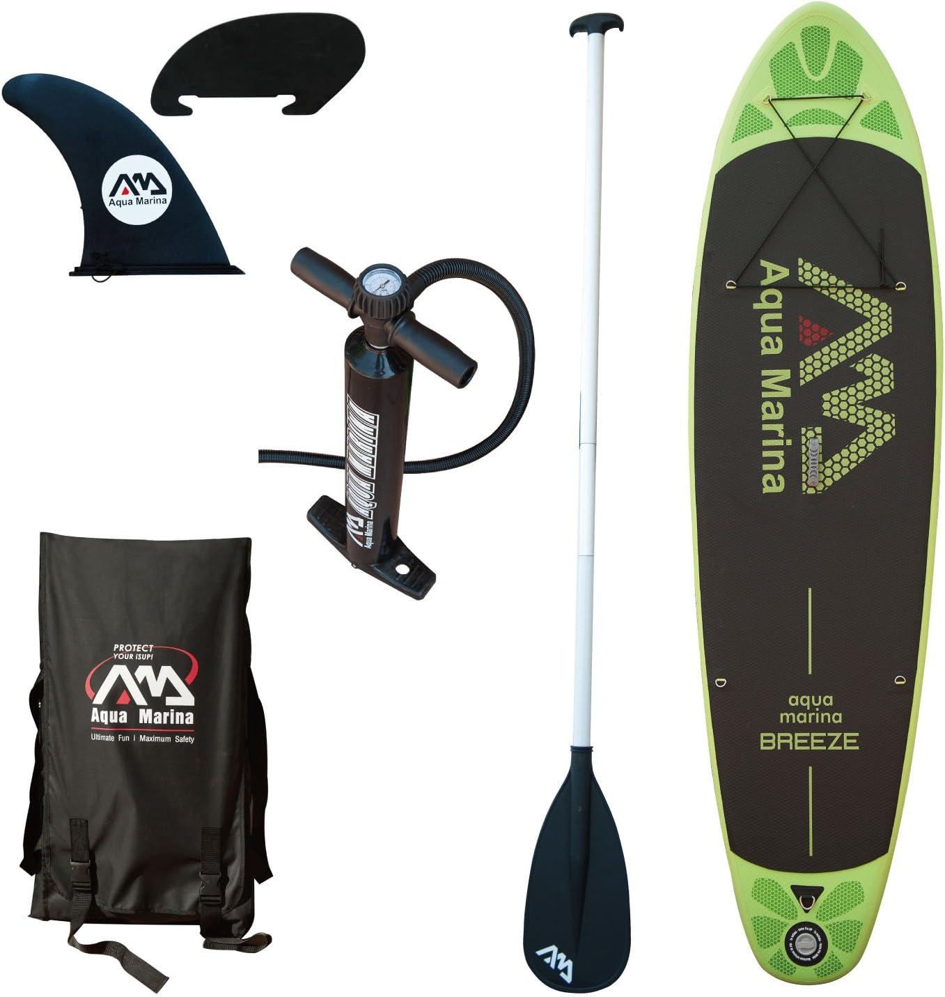 aqua marina paddle board
