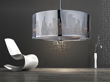XXL Skyline Luxus Hngelampe