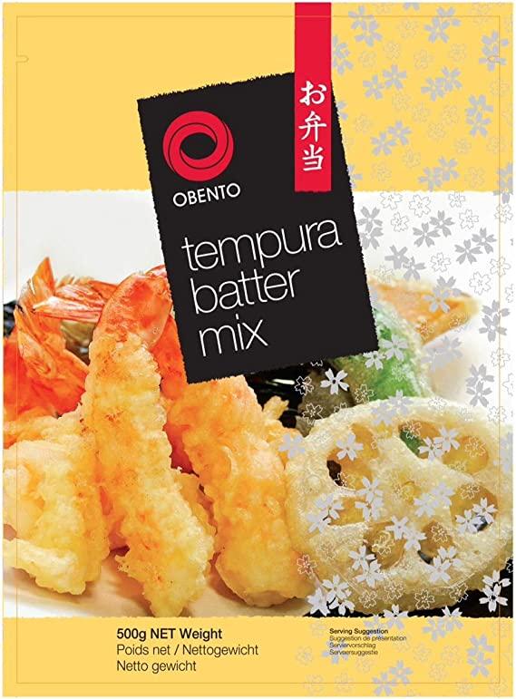 Tempura Batter Mix 500g Amazon Co Uk Grocery