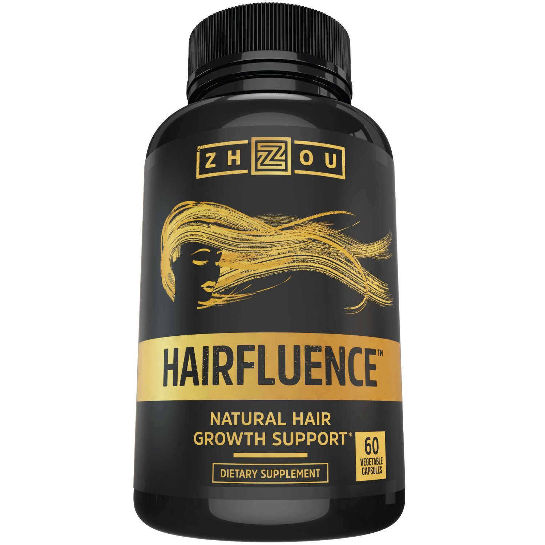 Natural hair growth formula