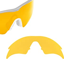 d84455db89e M Frame Sweep Replacement Lenses by SEEK OPTICS to fit OAKLEY Sunglasses
