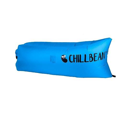 Chill Bean - Asiento hinchable Saco, Camilla Saco, Outdoor ...