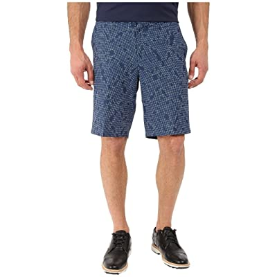 NIKE Golf Men's Print Shorts (Dark Grey/Wolf Grey)