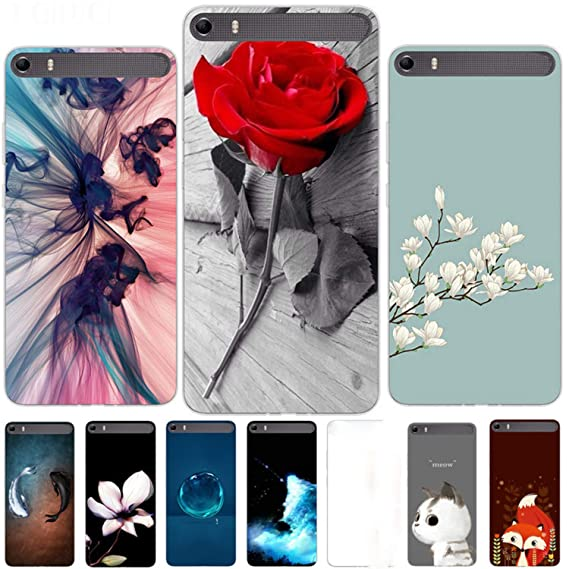 Amazon.com: for Lenovo PHAB Plus Case 6.8 Soft Silicone Back ...