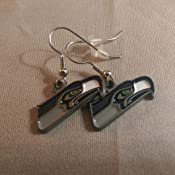 Amazon.com : NFL Arizona Cardinals Dangle Earrings