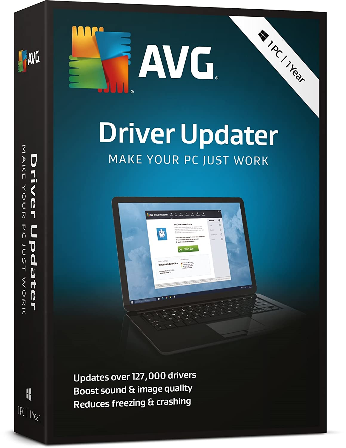 simple star driver updater