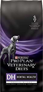 Purina Pro Plan Veterinary Diets DH Dental Health Small Bites Canine Formula Dry Dog Food - 6 lb. Bag