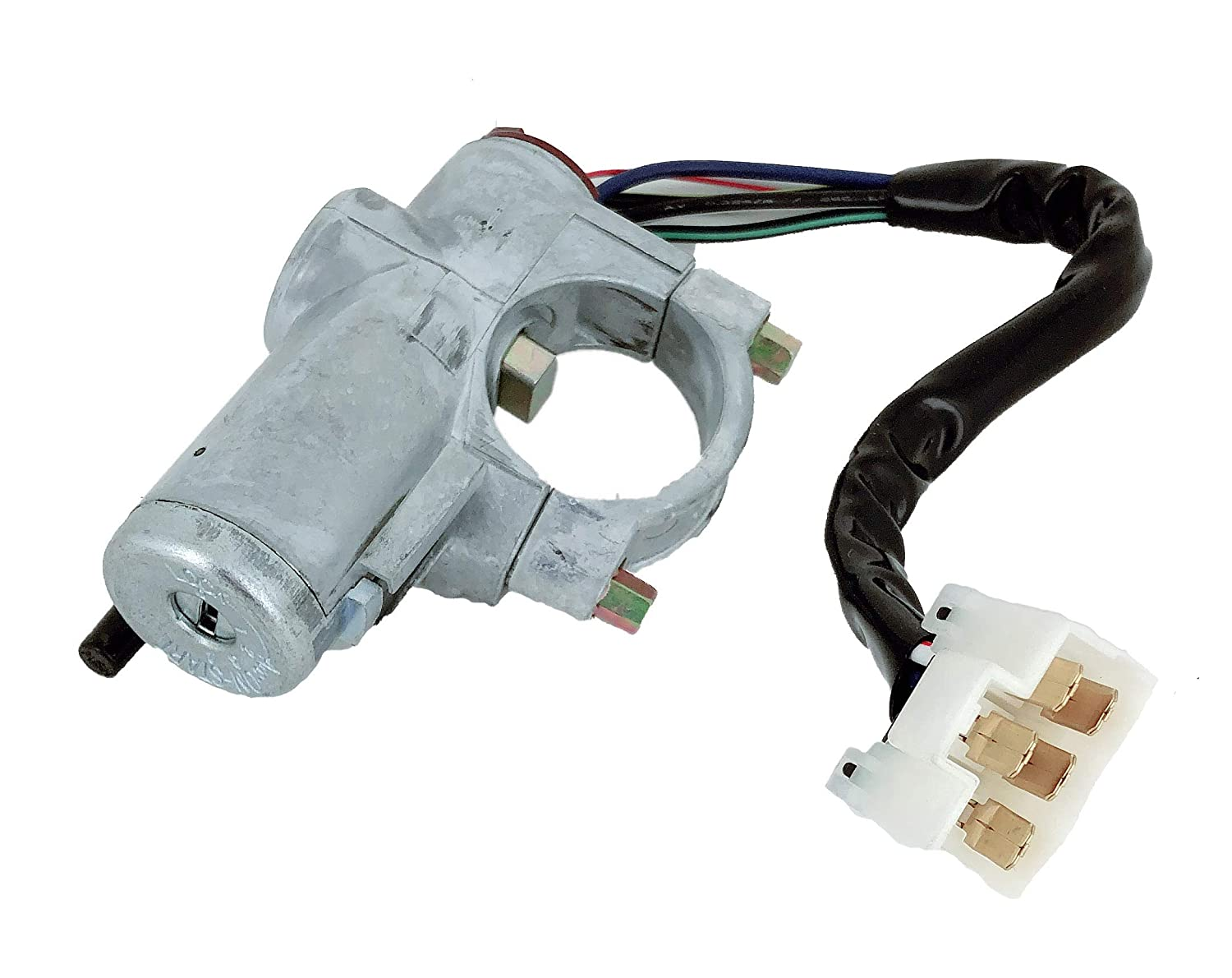 Ignition Lock & Tumbler Well Auto Ignition Steering Lock w/Switch ...