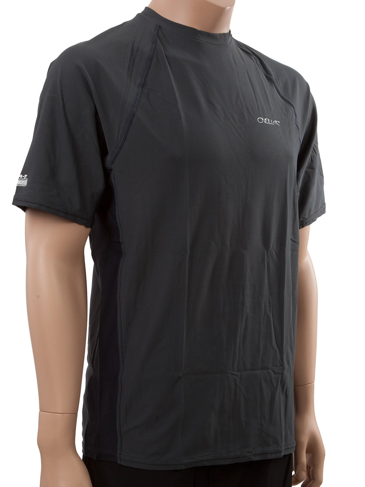 O'NEILL Men's 24/7 Sun tee King 5X Graphite/Black (4452) by O'NEILL