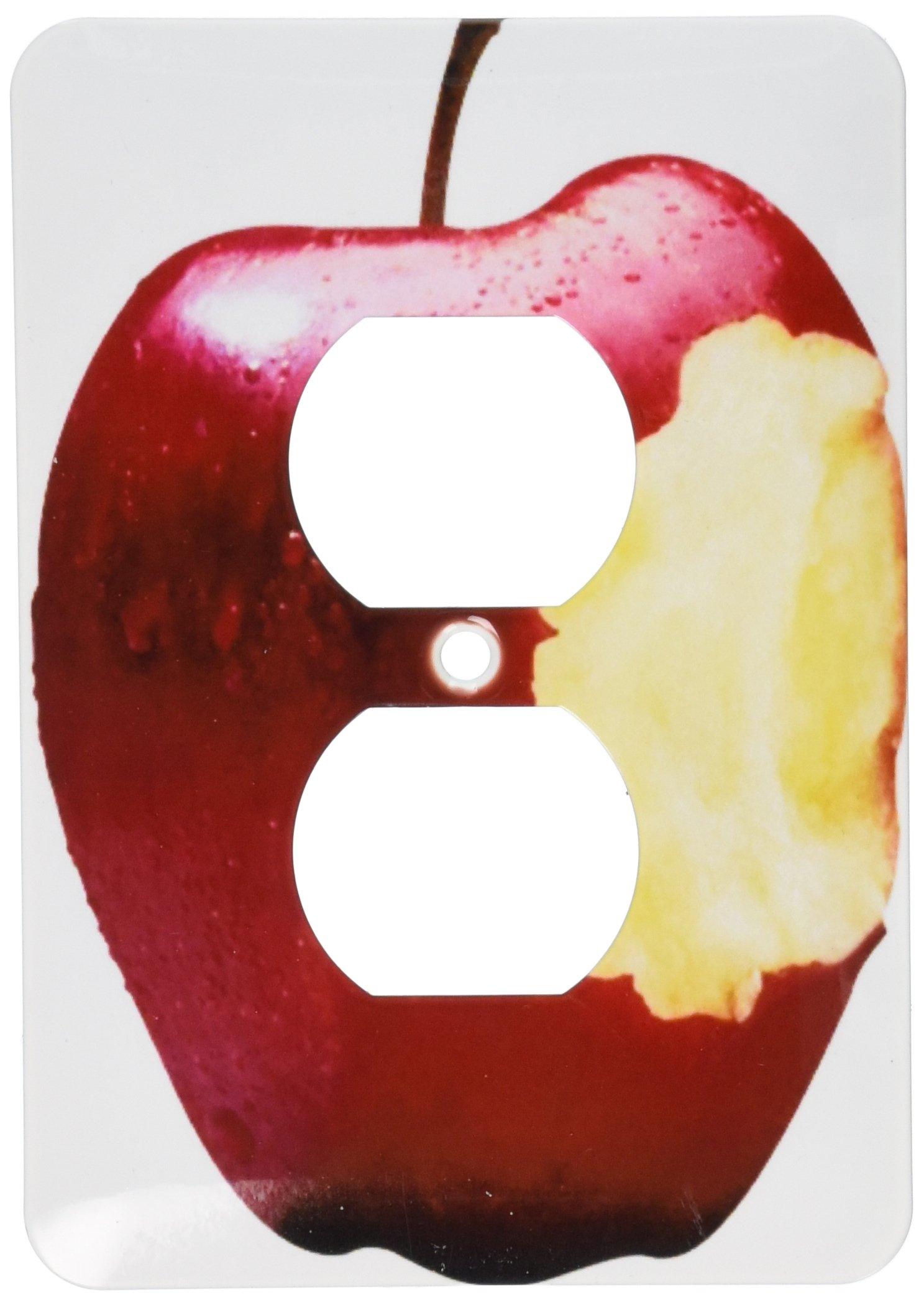 3dRose LLC lsp_33127_6 Big Apple - 2 Plug Outlet Cover