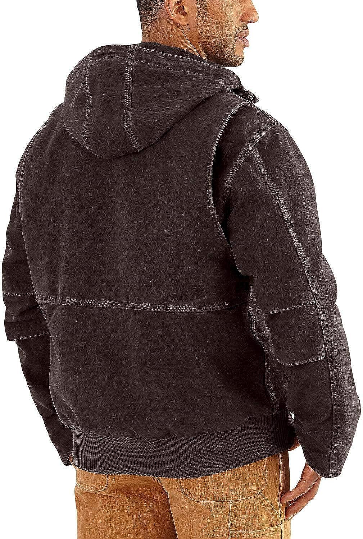 Mens 102360 Carhartt Mens Sandstone Full Swing Active Jacket Carhartt Sportswear