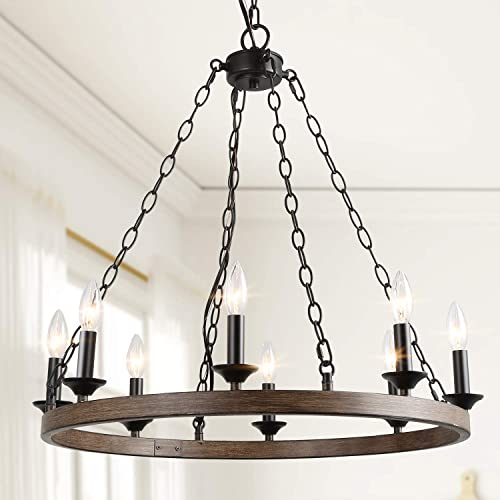 Farmhouse Chandeliers Living Room Chandelier