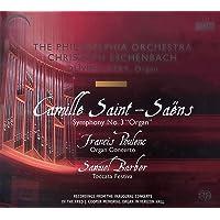 Symphony No. 3 Organ Concerto