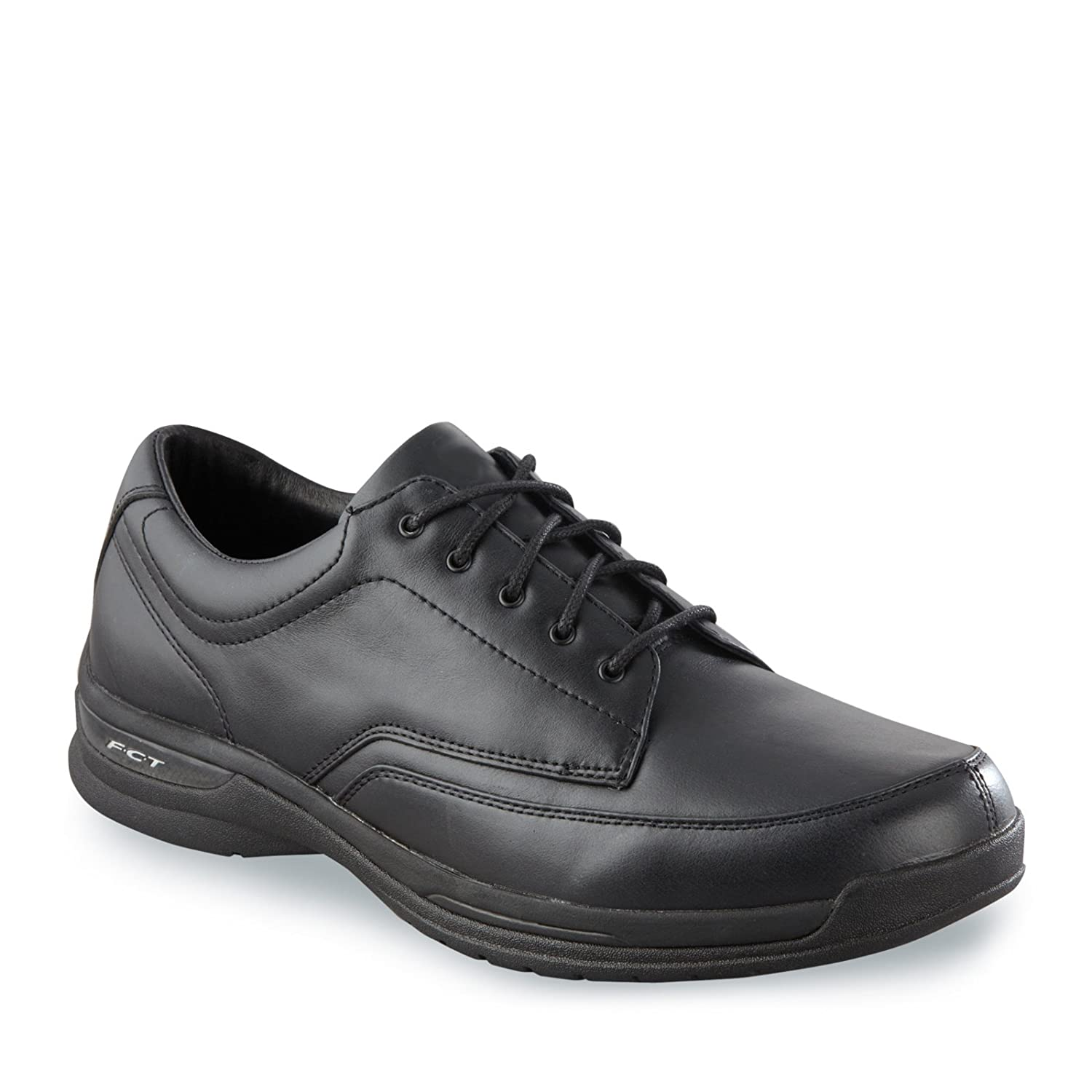Oasis Mens Bodin Lace-Up Shoes Black