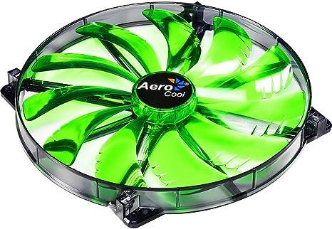 Aerocool Silent Master 200mm - Ventilador de PC (Ventilador ...
