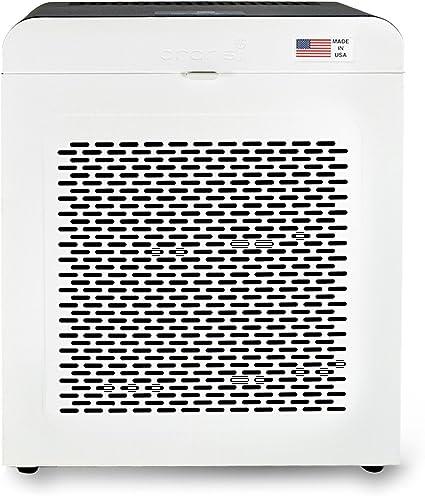 Oransi EJ120 Hepa purificador de Aire con Filtro de Carbono, Blanco/Negro: Amazon.es: Hogar