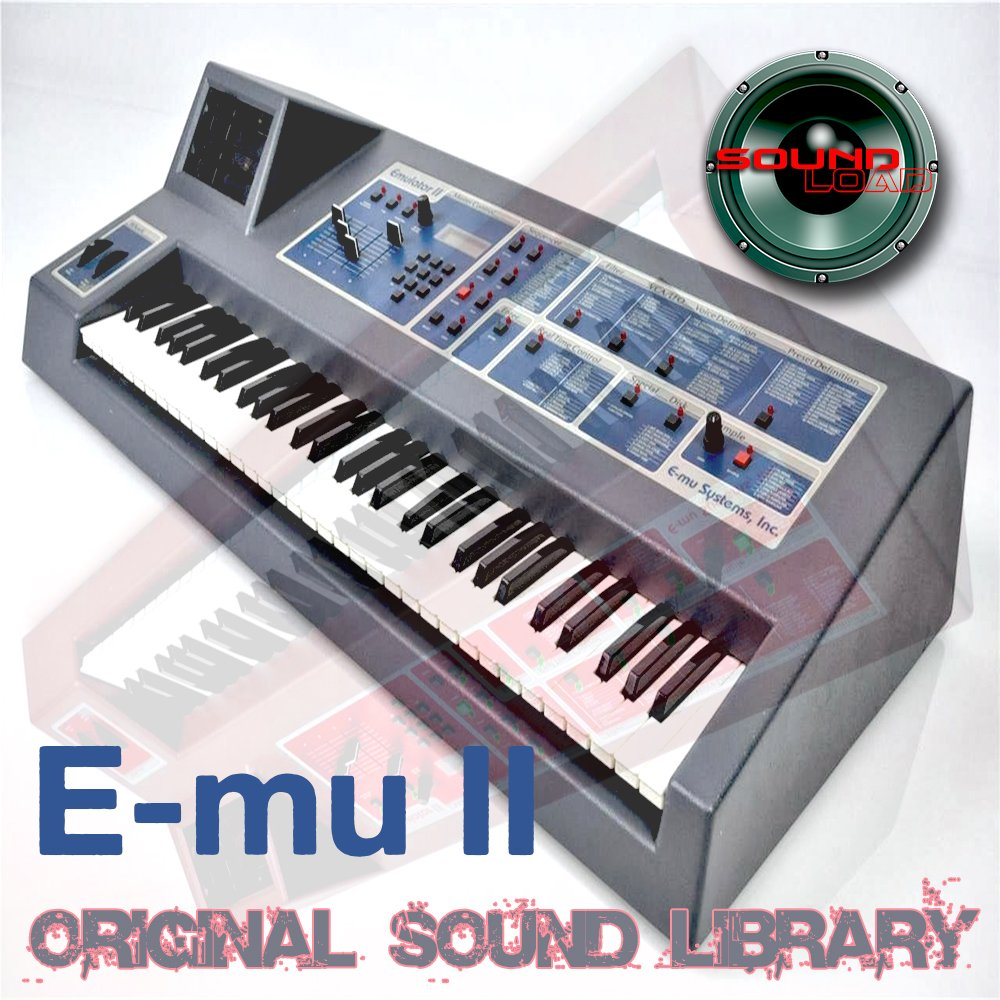 E-mu PROTEUS - THE King of Dance Modules - Large Original 24bit Multi-Layer WAVe/Kontakt Samples/Loops Studio Library; FREE USA Continental Shipping on DVD or download by SoundLoad (Image #3)