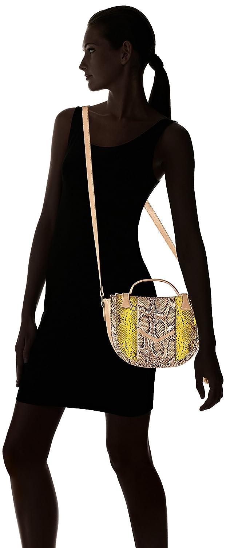 BCBGeneration Lucky You SHLDR Shoulder Bag, Dark Nude Multi, One Size   Handbags  Amazon.com b794ed4693