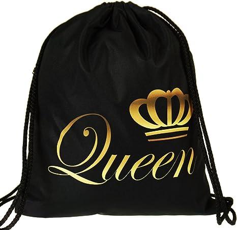 Art T-shirt Sacca Gym Zaino Sacca Queen Faces
