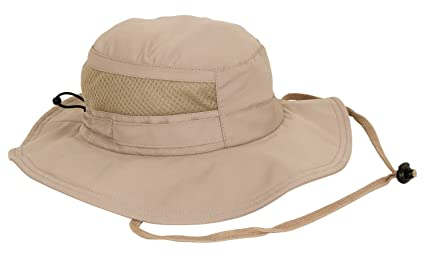 a09c813376 Image Unavailable. Image not available for. Color  Rothco Lightweight  Adjustable Mesh Boonie Hat