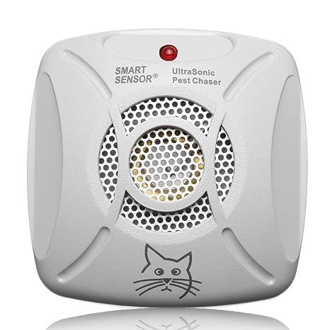 El original Pest-Chaser Ultrasonic apartare gatos y roedores! Ahuyentador electrónico electromagnético con ultrasonidos-rechaza sin ...