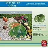"""Laghetto Green Veles - 80 litri (""""L""""108 x """"P"""" 77 x """"H"""" 28cm)"""