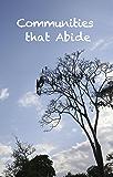 Communities that Abide