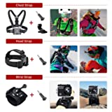 MOUNTDOG Action Camera Accessories Kit for GoPro