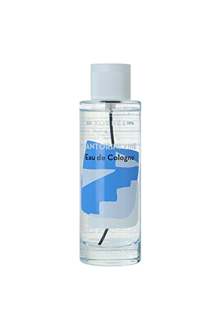 KORRES - Agua de colonia Santorini Vine, 100 ml