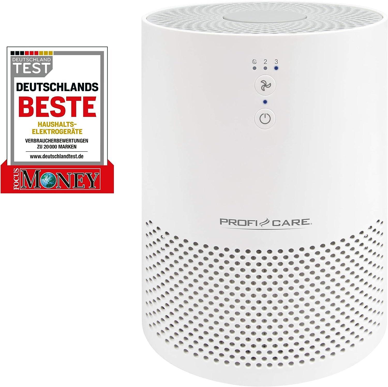 ProfiCare 330750 PC-LR 3075 purificador de aire: Amazon.es: Salud ...