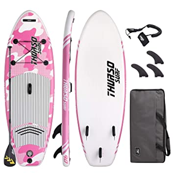 THURSO SURF Niña/Niño/Junior Tabla Paddle Surf Hinchable Prodigy ...